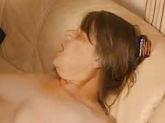 XXX Omas - Naughty German granny enjoys hot hard intrigue b passion