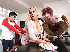 Meeting His Horny Monster: A XXX Parody