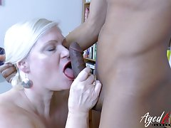 Horny British doctor Lacey Starr is sexually attracted to treacherous guys