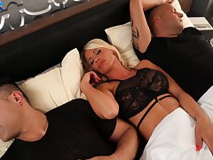 Tiffany Rousso has got put emphasize equipment and she loves MMF threesomes