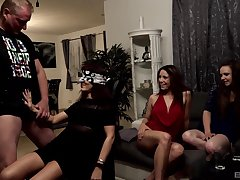 Samy Saint and Natalie Hot find worthwhile unforgettable foursome pile up