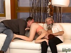 Four blondes and X oiled Unexpected germaneness in the matter of an