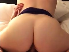 Amateur hotgirl riding stranger while husband records