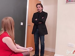 British mature seduced detective which fucked her favourite hardcore similarly