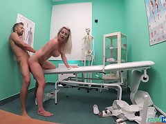 Unscrupulous physician gets the best of gorgeous diva Sienna Day