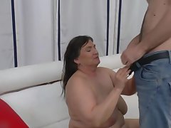 BBW Grandmother