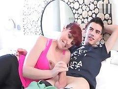 Helena Peque con jordi