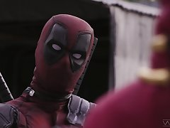 Deadpool devours blonde's pest close to crazy XXX sequel