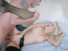 Insane action with step mommy