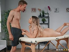 Hot MILF Nikky Dream's unforgettable palpate carnal knowledge encounter