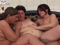 Real Austrian amateur girls wide hardcore porn videos