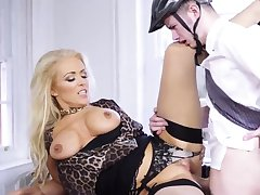 Milf tries girl and hd pussy creampie compilation first
