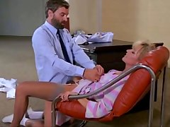 Ursula Gausmann sexy milf sprog fucked in the office