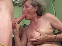 Hairy moms first rough chubby cock sex