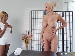 Premium cougar is keen for some tight ebony pussy