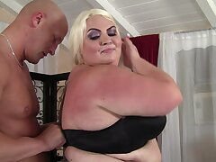 Big Boobed SSBBW Screwed Rough