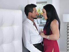 Non-malignant porn demon Tommy Gunn fucks Latina angel Sheena Ryder